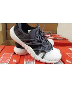 Nike Air Huarache herren schwarz / weiße sneakers schuhe