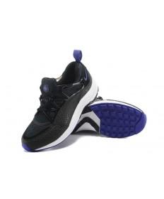 Nike Air Huarache leicht schwarz und lila sneakers schuhe