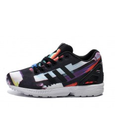 Adidas ZX Flux 25 Anniversary Stadt Thema Graffiti sneakers