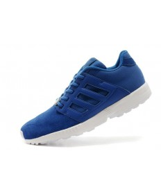 Adidas ZX FLUX 2.0 Velours Trainer Royalblauherren