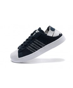 Adidas Superstar Breathe Herren indigo schuhe