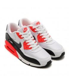 Nike Air Max 90 sneakers weiß-orange