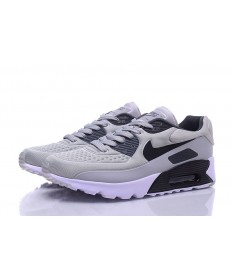 Nike Air Max 90 Trainer grau-schwarz