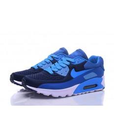 Nike Air Max 90 schuhe cyan-königsblau