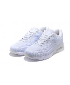 "Nike Air Max 90 ""Pure Platinum"" Trainer weiß-beige"