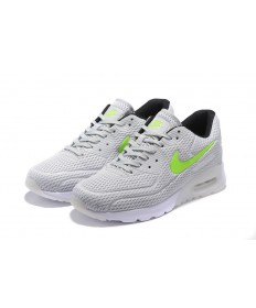 """Nike Air Max 90 """"Pure Platinum"""" Trainer schuhe hellgrau-fluo"""