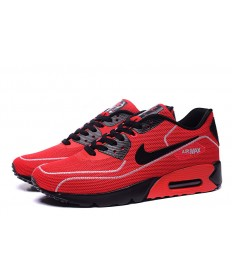 Nike Air Max 90 Fireflies rot-schwarze sneakers