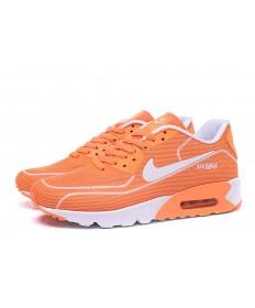 Nike Air Max 90 Fireflies coral orgage schuhe
