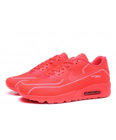 Nike Air Max 90 Fireflies rot sneakers