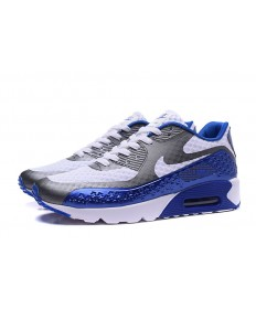 NIKE AIR MAX 90 HYP PRM Independence Day dunkelgrau-weiß-royalblau sneakers