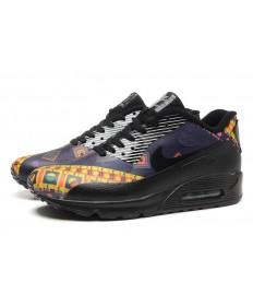NIKE AIR MAX 90 HYP PRM sneakers schwarz-gelb