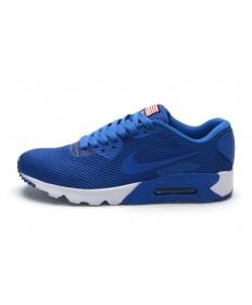 Nike Air Max 90 Soft schuhe königsblau für Herren