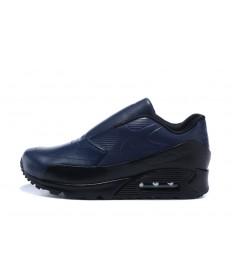 Nike Air Max 90 SP / Sacai sneakers Cyan blau-schwarz