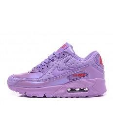 Nike Air Max 90 Macaron liladamen sneakers sneakers