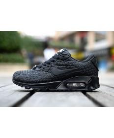 Nike Air Max 90 City Göttin schwarzdamen sneakers sneakers
