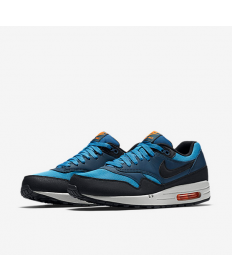Nike Air Max 90 Trainingsschuhe blau-cyan