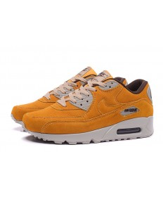Nike Air Max 90 trainers GoldEnrod-grau
