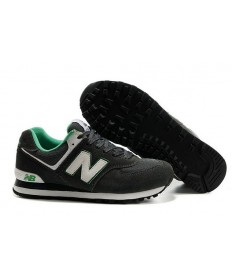 New Balance 574 sneakers schuhe Dunkelgrau, Weiß für herren
