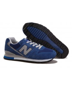 New Balance 996 Blau-Trainer-schuhe der herren