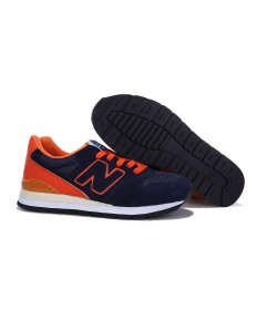 New Balance 996 Marine Orange Trainer der herren