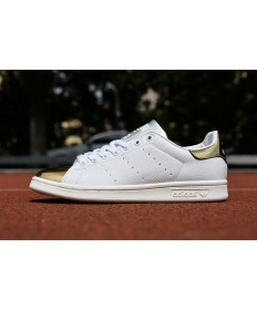 Adidas Stan Smith Weißgold Trainer