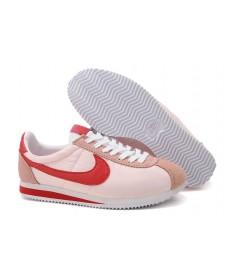 Nike Classic Cortez Nylon Trainer heiß RosaRot für damen