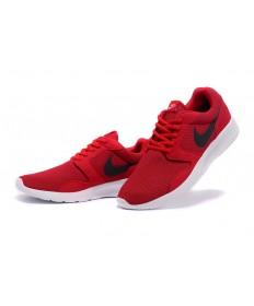 Nike Roshe Run Herren Rot / Schwarz Trainer