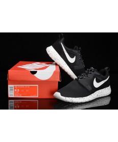 Nike Roshe Run HYP QS 3M Trainer Schwarz / Weiß