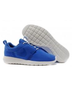 Nike Roshe Run NM BR 3M Suede herren Royal blau sneakers