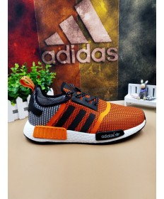 Adidas NMD Los Angeles Trainer sneakers orange schwarz weiß