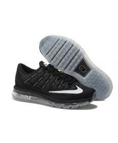 Nike Air Max 2016 Schwarz / Weiß sneakers für Herren