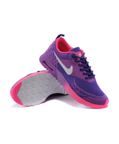 Nike Air Max Thea Lila / heiß Rosa/ Weißdamen Trainer