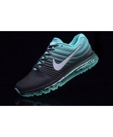 Nike Air Max 2017 schwarz-PaleTurquoise Trainer für Herren