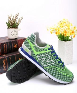 New Balance ML 574 GY grün königsblau sneakers