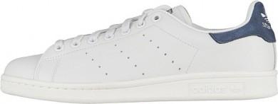 Adidas Stan Smith weiß / indigo Trainersneakers