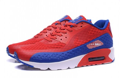 NIKE AIR MAX 90 HYP PRM Independence Day rot-royal blau sneakers schuhe