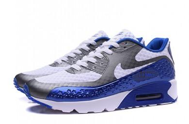 NIKE AIR MAX 90 HYP PRM Independence Day dunkelgrau-weiß-royalblau sneakers