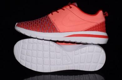 Nike Roshe Run Hyp QS 3M Trainer schuhe Reflective rot