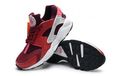 Nike Wmns Air Hurache rot Snake Trainer