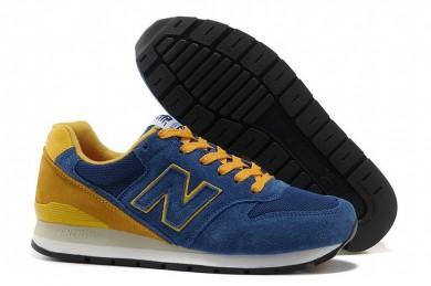 New Balance 996 Blau, Gelb sneakers der herren