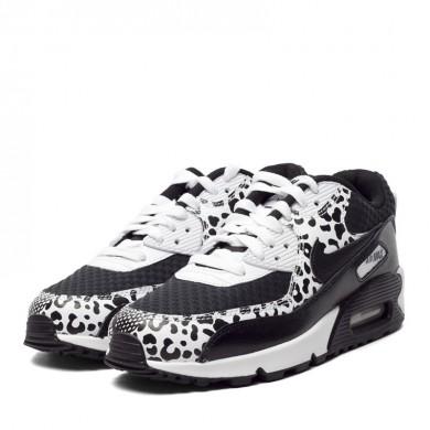 Nike Air Max 90 Prem Schwarz-Weiß-Leopard sneakers sneakers