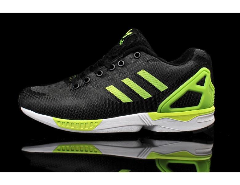 Adidas ZX FLUX für Herren weben gelbgrün schwarz gelb